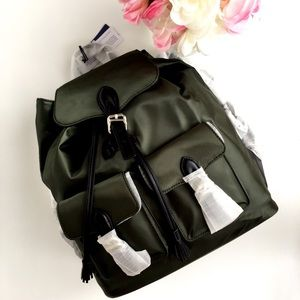 New Rebecca Minkoff Alice Nylon Backpack